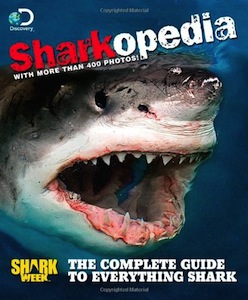 Sharkopedia cover