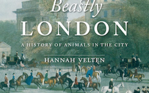 Beastly London cover