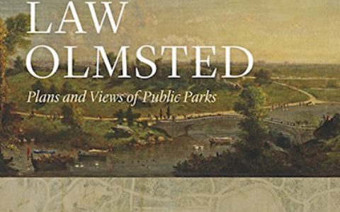 Plans and Views of Public Parks cover
