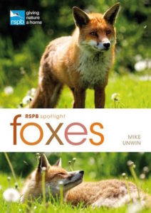 RSPB Spotlight Foxes cover