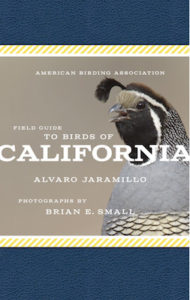 ABA Birds California cover