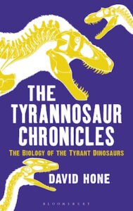 Tyrannosaur Chronicles cover