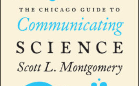 Chicago Guide Communicating Science 2nd cover