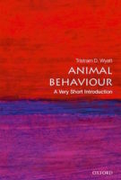 Animal Behavior; A Very Short Introduction