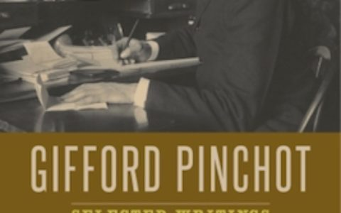 Gifford Pinchot Selected Writings cover