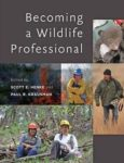 Becoming Wildlife Professional cover