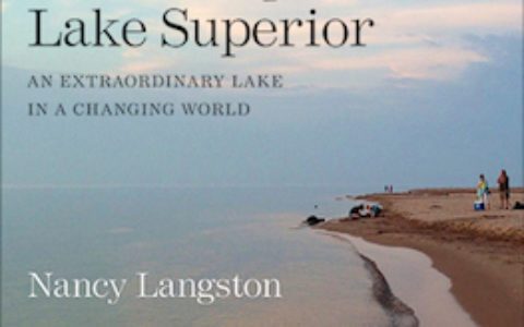 Sustaining Lake Superior cover