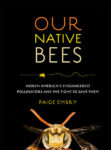 Our Native Bees cover