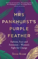 Pankhurt Purple Feather cover