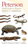 Peterson Field Guide Western Reptiles cover