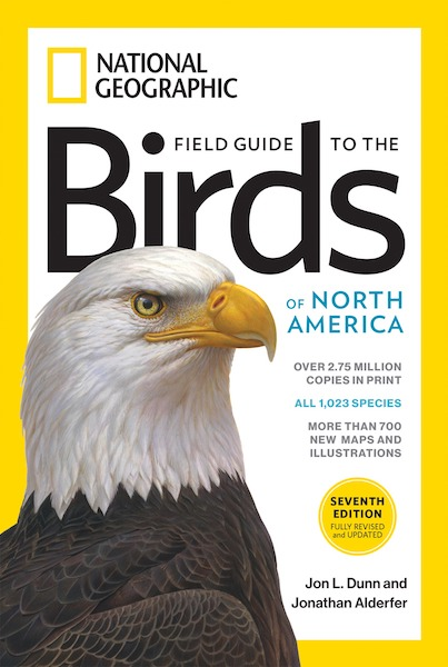 Field Guide to Birds of North America cover